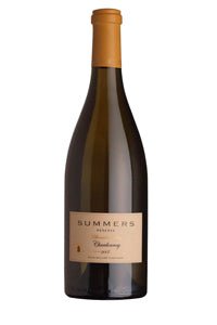 Summers Chardonnay Reserve Stuhlmuller Vineyards 2014