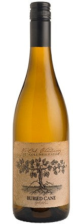 Buried Cane Chardonnay No-Oak Whiteline 2014