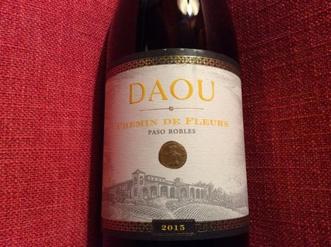 Daou Vineyards Chemin de Fleurs 2015
