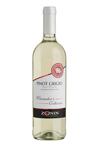 Zonin Pinot Grigio Winemaker's Collection 2016