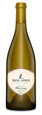 Iron Horse Chardonnay Estate 2013