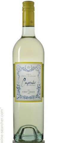 Cupcake Vineyards Pinot Grigio 2016