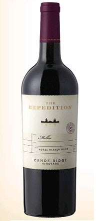 Canoe Ridge Malbec The Expedition 2015