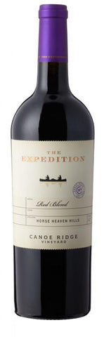 Canoe Ridge Red Blend The Expedition 2015