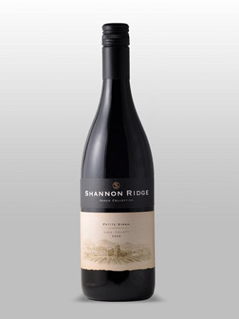 Shannon Ridge Petite Sirah Ranch Collection 2015