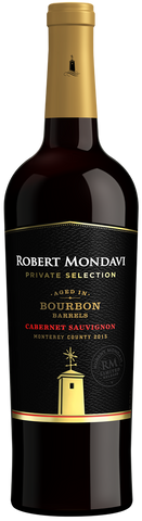 Robert Mondavi Heritage Red Blend Private Selection 2015