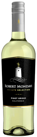 Robert Mondavi Pinot Grigio Private Selection 2016