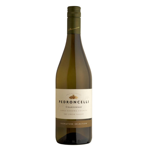 Pedroncelli Chardonnay Signature Selection 2015