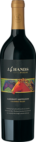 14 Hands Vineyards Cabernet Sauvignon 2015