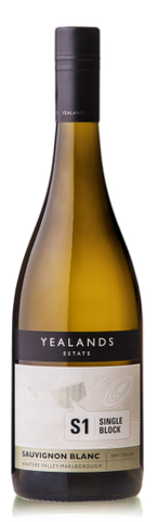 Yealands Estate Sauvignon Blanc Single Block S1 2014