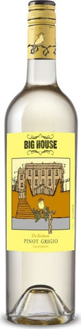 Big House Wine Pinot Grigio The Birdman 2015