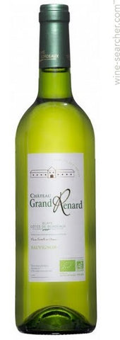 Chateau Grand Renom Bordeaux Blanc 2014