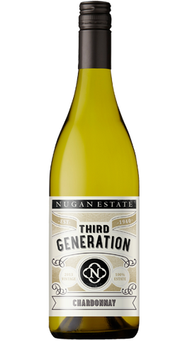 Nugan Estate Chardonnay Third Generation 2015