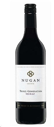 Nugan Estate Shiraz Third Generation 2016