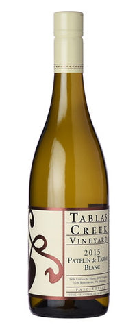 Tablas Creek Vineyard Patelin de Tablas Blanc 2015