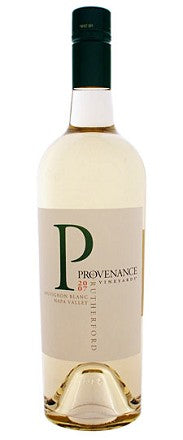Provenance Vineyards Sauvignon Blanc Rutherford 2014