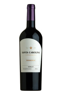 Santa Carolina Merlot Reserva Estate 2015
