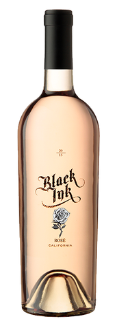 Black Ink Rose 2015