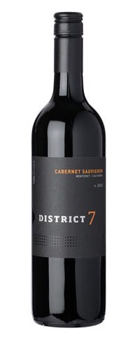 District 7 Cabernet Sauvignon 2015