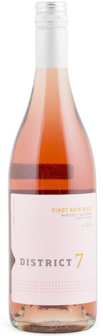 District 7 Pinot Noir 2015