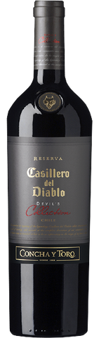 Casillero del Diablo Red Devil's Collection 2016