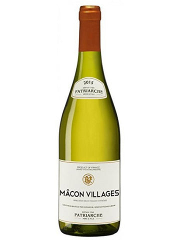 Patriarche Pere & Fils Macon-Villages 2015