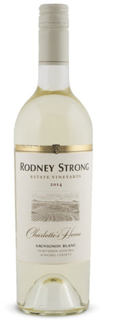 Rodney Strong Sauvignon Blanc Estate Charlotte's Home 2016