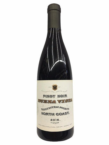 Buena Vista Pinot Noir North Coast 2015