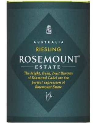 Rosemount Estate Riesling Diamond Label