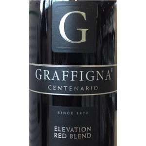 Graffigna Elevation Red Blend Reserve Centenario 2014