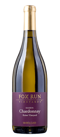 Fox Run Vineyards Chardonnay Reserve 2015