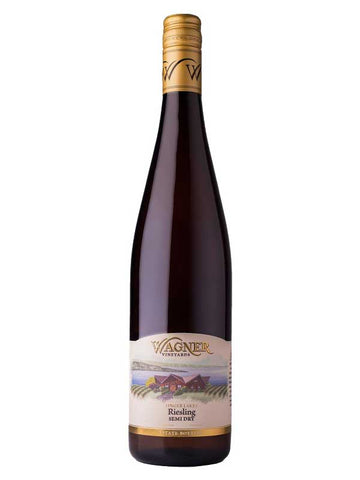 Wagner Vineyards Riesling Dry 2016