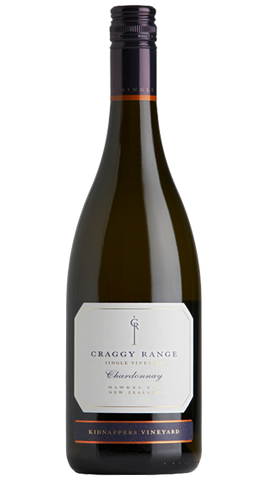 Craggy Range Chardonnay Kidnappers Vineyard 2015