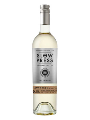 Slow Press Sauvignon Blanc 2016