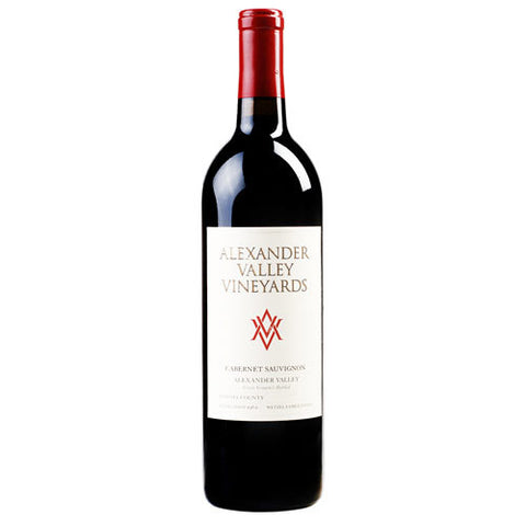 Alexander Valley Vineyards Merlot 2015
