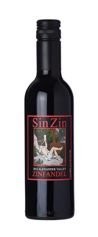 Alexander Valley Vineyards Zinfandel Sin Zin 2015