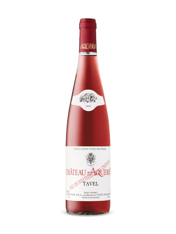 Chateau d'Aqueria Tavel Rose 2016