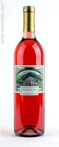 Buehler Vineyards White Zinfandel 2016