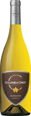 Columbia Crest Grand Estates Chardonnay Unoaked 2015
