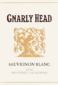 Gnarly Head Sauvignon Blanc 2016