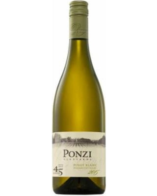 Ponzi Vineyards Pinot Blanc 2014