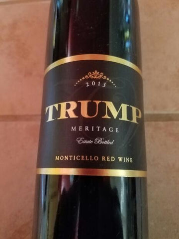 Trump Winery Meritage 2015