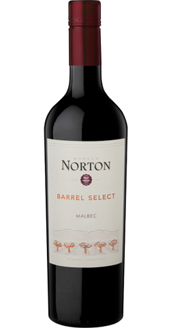 Bodega Norton Malbec Barrel Select 2015