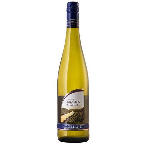 Moselland Riesling Qba Blue Bottle 2015