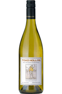 Toad Hollow Chardonnay Unoaked Francine's Selection 2016