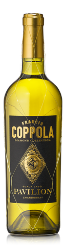 Francis Ford Coppola Diamond Collection Chardonnay Pavillion Black Label 2014
