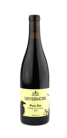 Gothic Pinot Noir Nevermore 2014