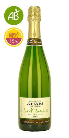 Jean-Baptiste Adam Riesling Les Natures 2015