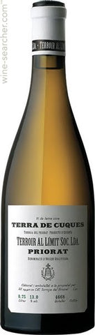 Terroir Al Limit Priorat Blanco Terra de Cuques 2014