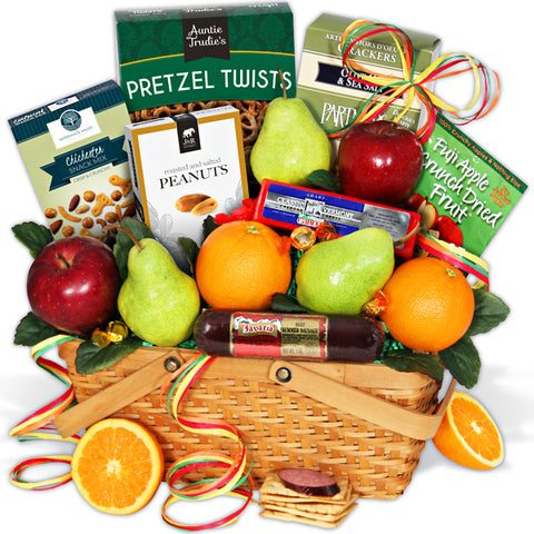 Healthy Gift Basket Premium